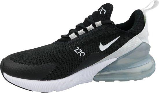 | Nike W Air Max 270 Zwart Wit Dames Sneakers Maat
