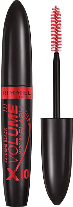 Rimmel London Volume Flash X10 Mascara - 001 Extreme Black