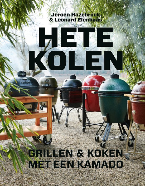 green egg kookboek