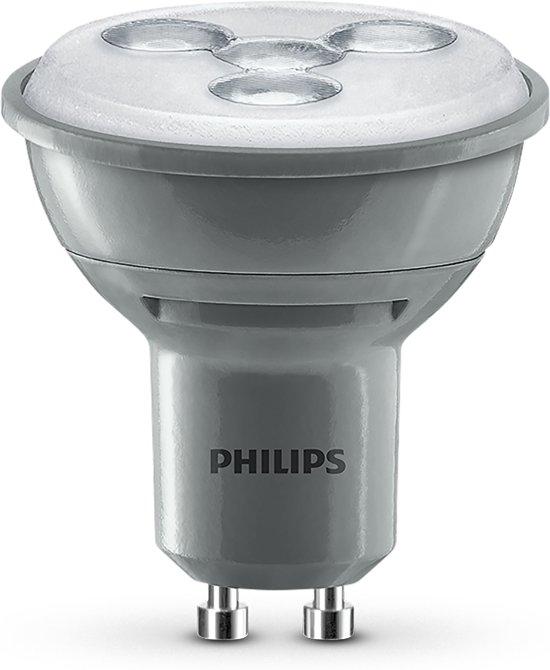 bol.com | Philips LED Spot GU10 - 4.5W = 35W - Dimbaar
