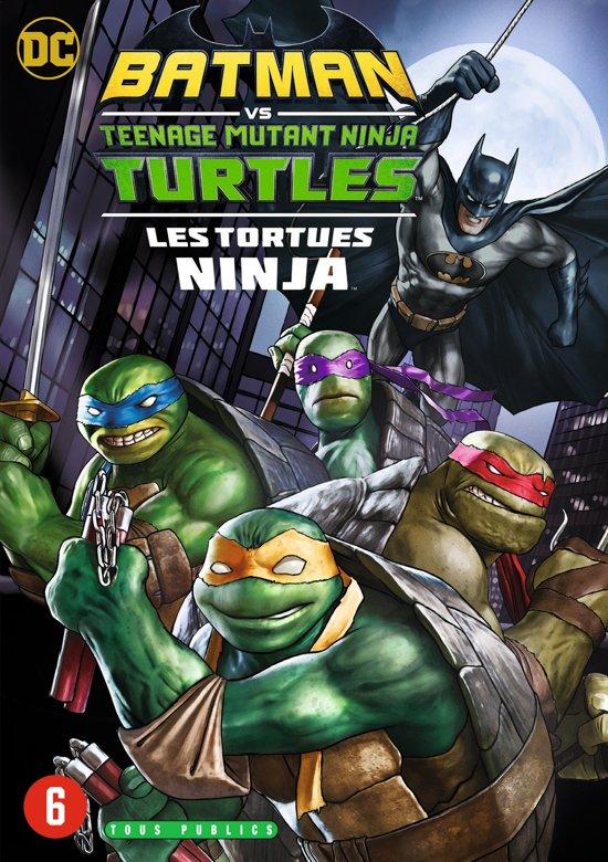 54e728ed60c Batman VS Teenage Mutant Ninja Turtles