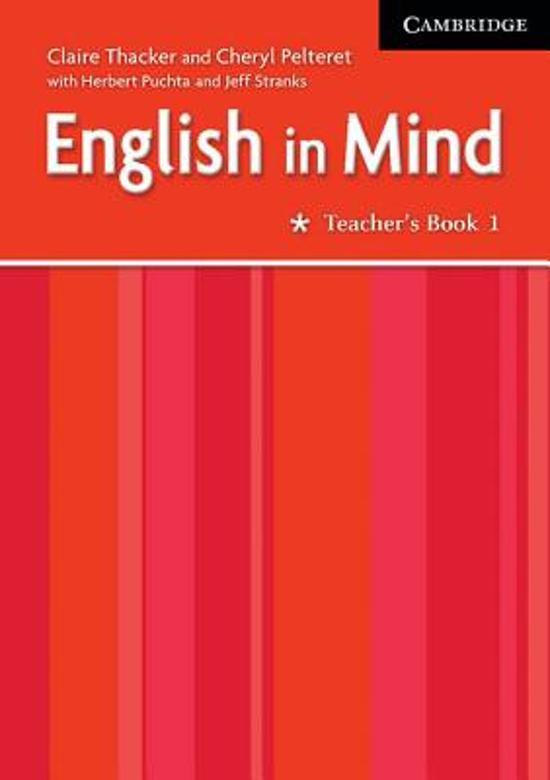 English in Mind 1 Teacher's Book