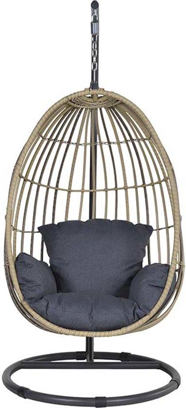 Rotan Hangstoel Buiten.Bol Com Garden Impressions Panama Hangstoel Natural Rotan
