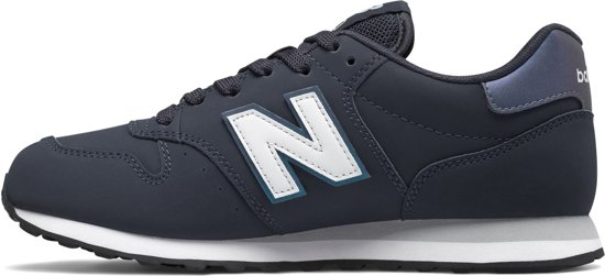 new balance 500 dames navy
