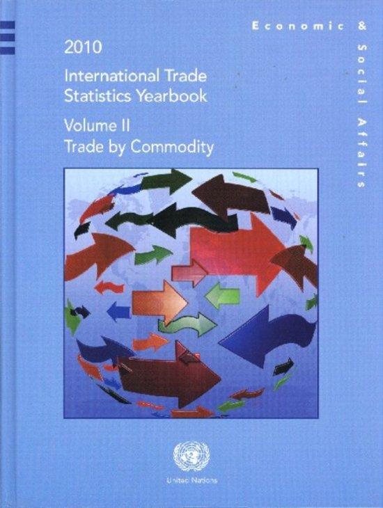 2010 international trade statistics yearbook