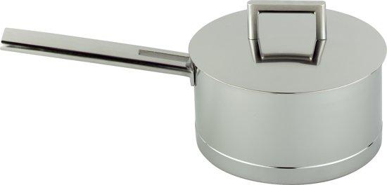 John Pawson for Demeyere Steelpan - Met deksel - Ø 14 cm