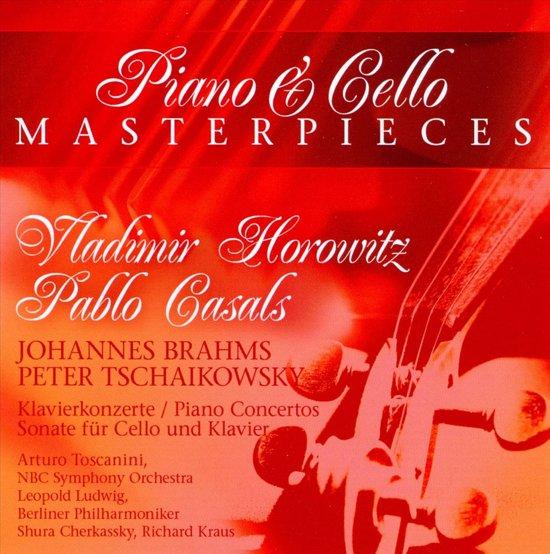Piano & Cello Masterpieces