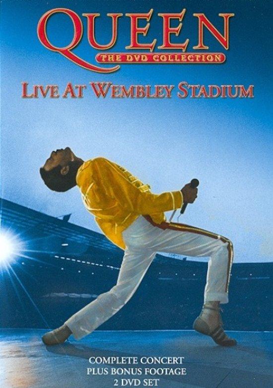 Queen - Live At Wembley (2 DVD)