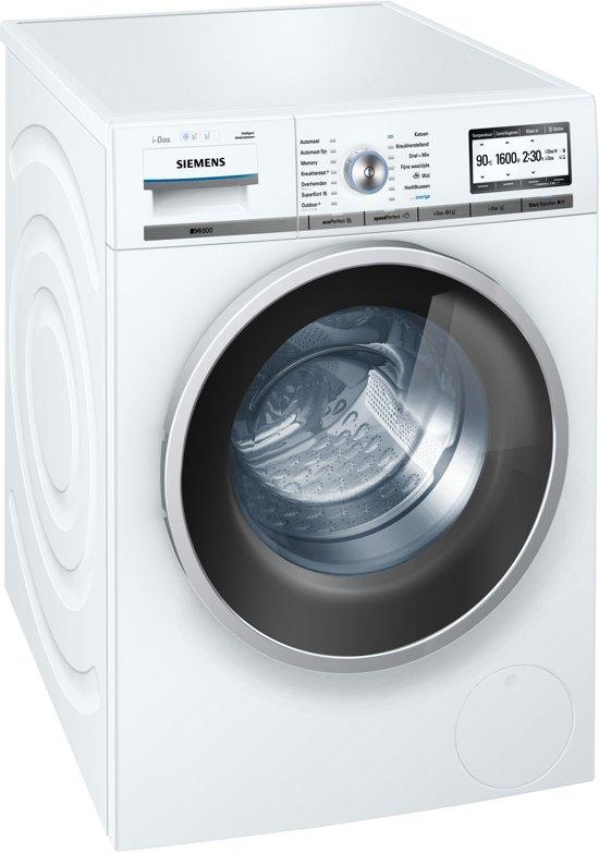 Siemens WM16Y841NL - iQ800 - iSensoric - Wasmachine