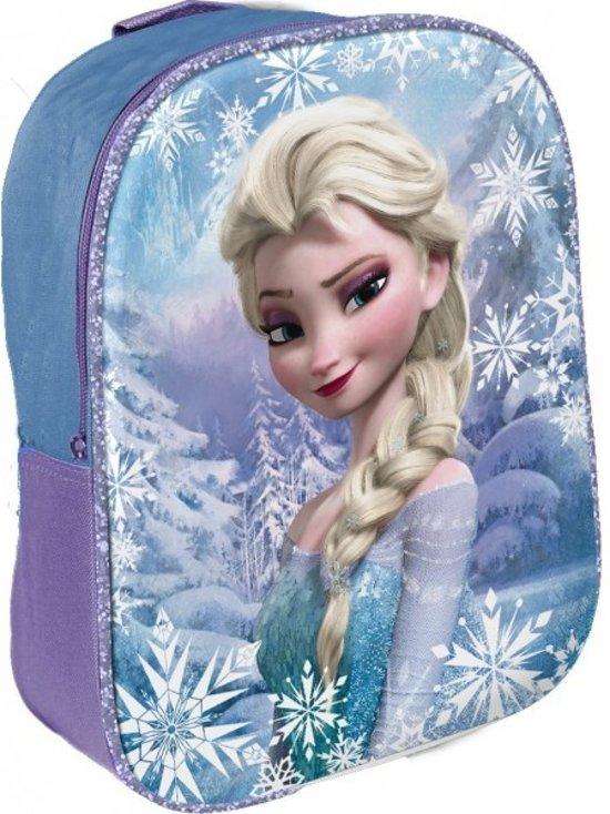 Frozen ELSA Rugzak Rugtas School Tas 2-6 Jaar