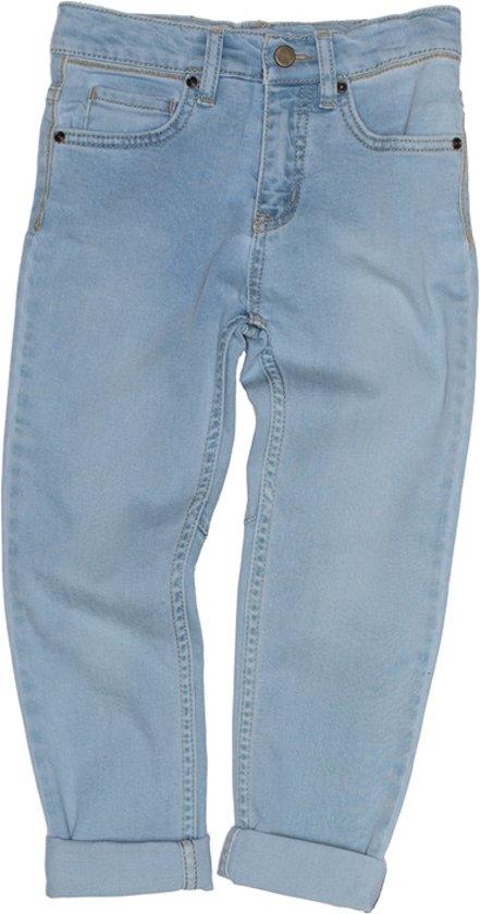 Ebbe - jongens spijkerbroek -  denim - blauw