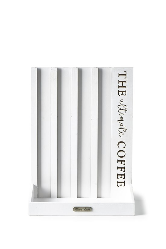 Riviera Maison The Ultimate Coffee Organiser- Thee & Koffie Box