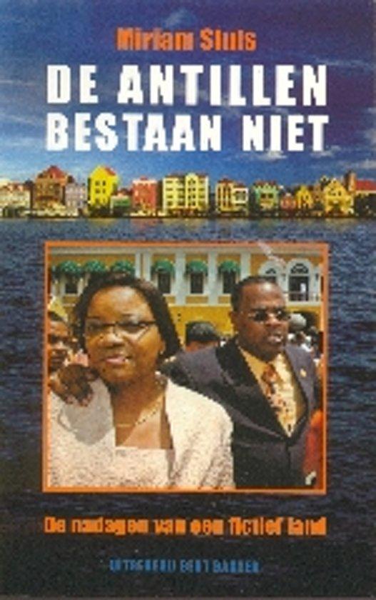 De Antillen Bestaan Niet