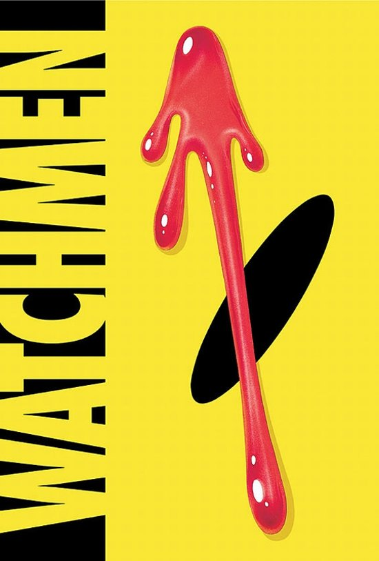 Boek cover Watchmen hc01. absolute edition van DAVE. Gibbons, (Paperback)