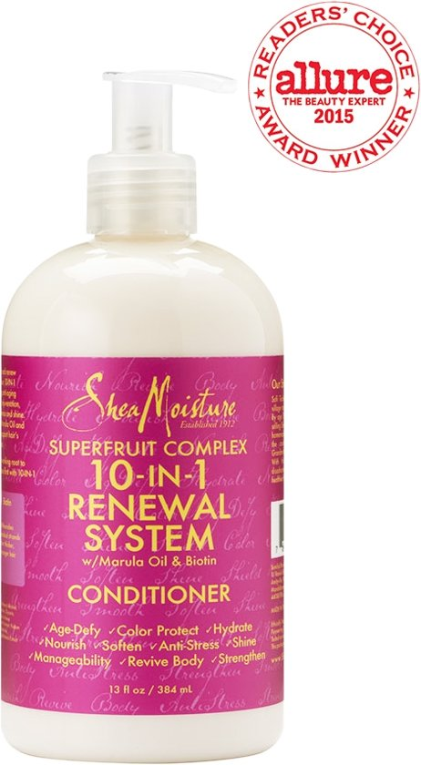 Shea Moisture Superfruit Complex 10-in 1 Renewal System Conditioner 355 ml