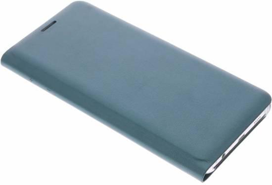 Le Type Vert De Livre Smart Cover Pour Samsung Galaxy S Edgeplus VpIyL