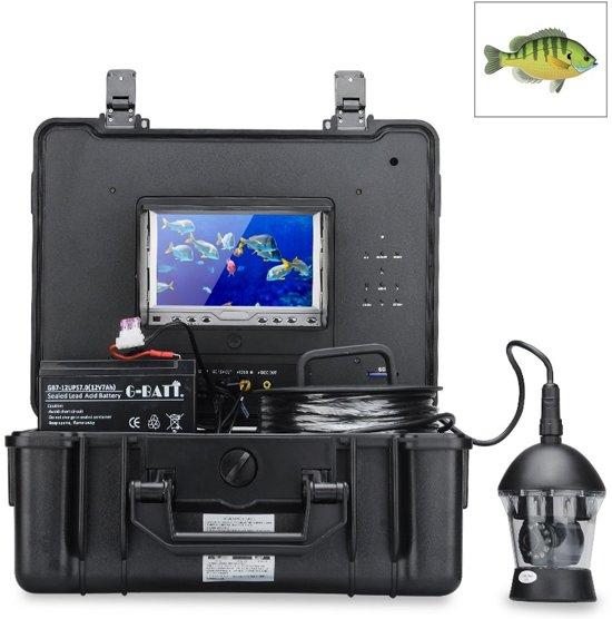 1a4ddf2fa1f070 bol.com | Onderwater Vis Camera - 360 Graden, 1/3 inch Sony CCD ...