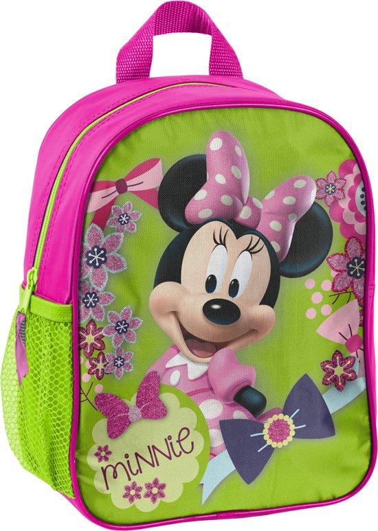 3c5619d723b Minnie Mouse - Rugzak - voor Meisjes - 28 cm