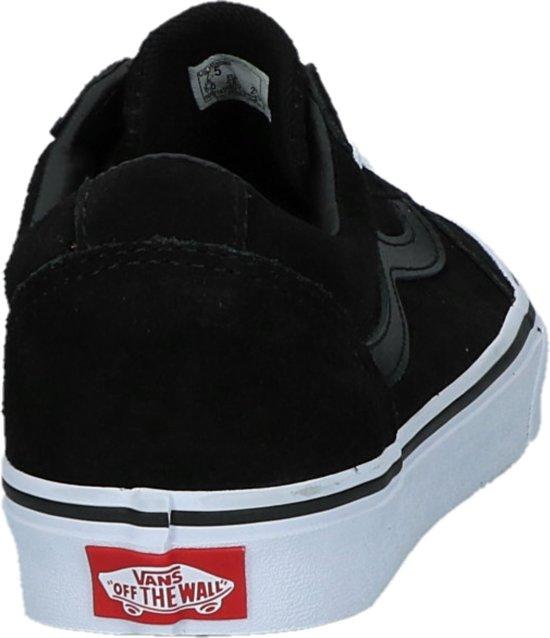 285cb2ffb9b Vans Black white Suede Zwart;zwarte 41 Maat Ward Laag Dames Skate rZA1r4pg