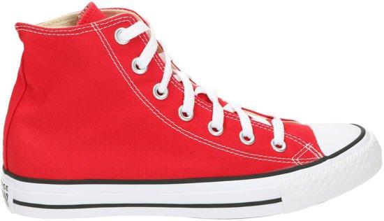 6959df2de96 bol.com | Rode Sneakers Converse Chuck Taylor AS HI