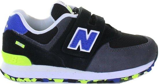 0c6c6fc8f77 New Balance Meisjes Sneakers Yv574 M - Zwart - Maat 30