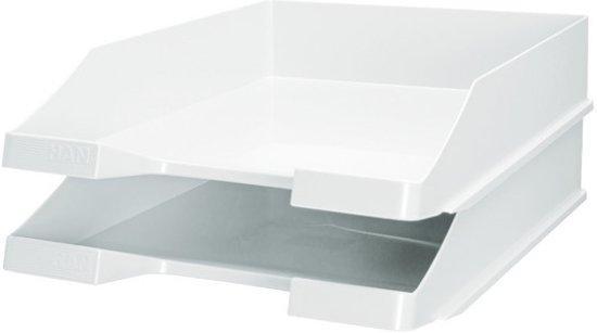 Brievenbak HAN A4 Standaard plastic wit