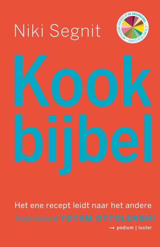 Boek cover Kookbijbel van Niki Segnit (Hardcover)