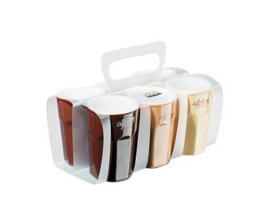 ASA Selection Classic Packs - Espressokopjes - 6 stuks