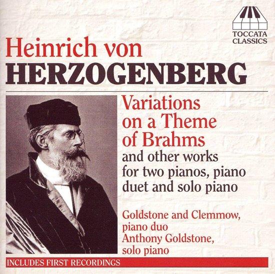 Herzogenberg: Piano Music