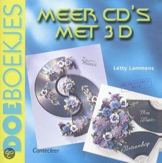 Cover van het boek 'Meer CD's met 3D'