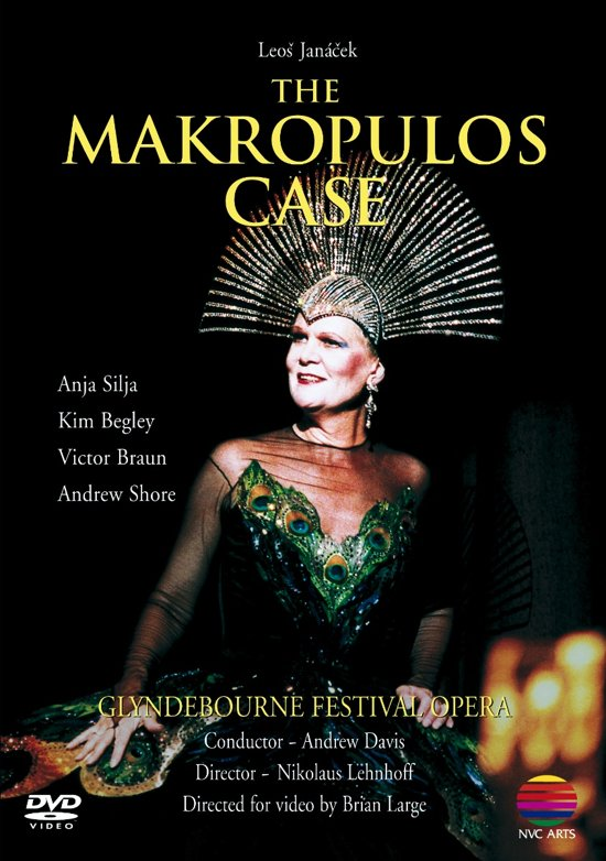 Glyndebourne Festiva - The Makropulos Case