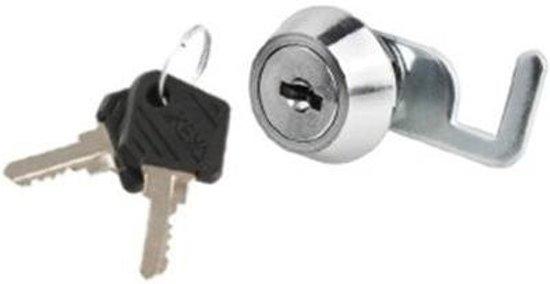 Ø15mm Locker / Kantelslot