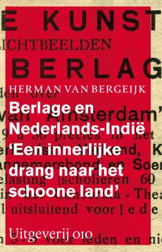Berlage en Nederlands Indië