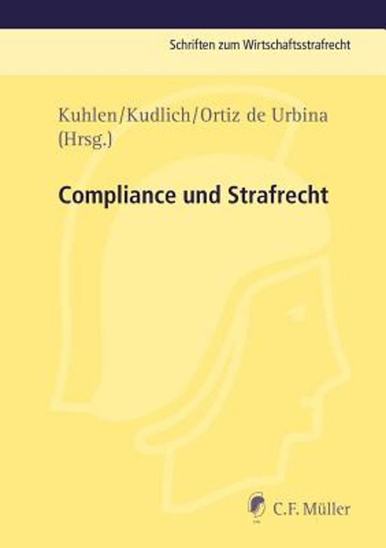 Compliance Und Strafrecht