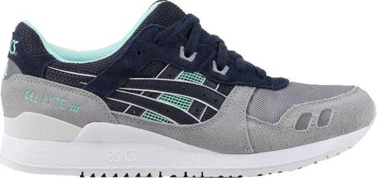 Gel Chaussures De Sport Asics Lyte Iii Taille Gris / Bleu Mixte 36 WVJfAs