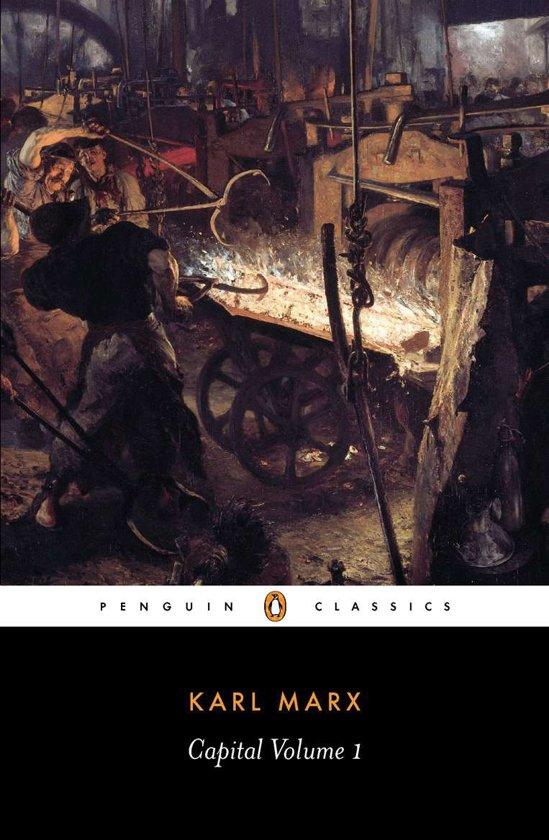 Boek cover Capital van Karl Marx (Paperback)