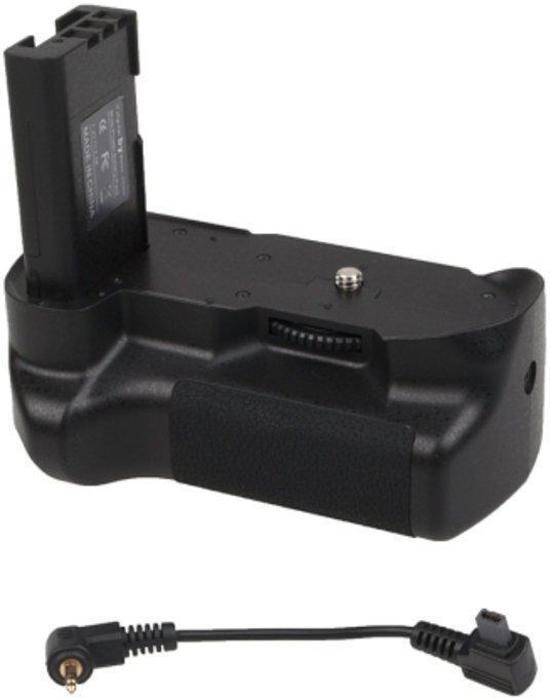 Batterijgrip voor de Nikon D5100 - Battery Grip - Batterijgreep - Batterijhouder - Uwcamera Huismerk