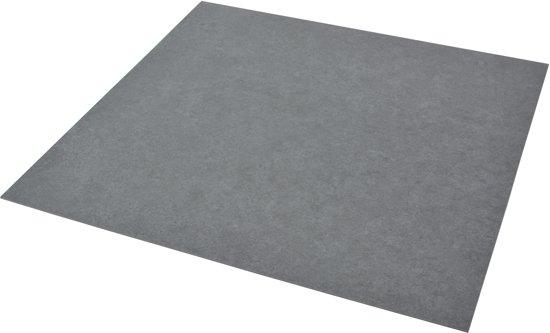 Bol.com flexxfloors vinyl vloer grijs tegel zelfklevend 2