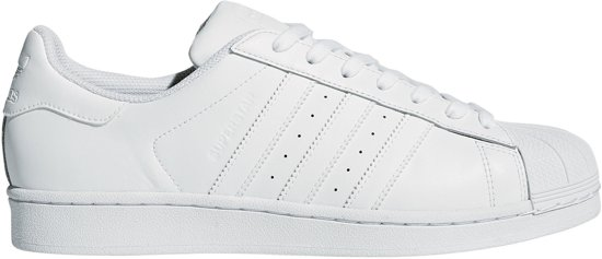 2f5c31a8ea3 adidas Superstar Foundation - Sneakers - Unisex - Maat 46 2/3 - Wit