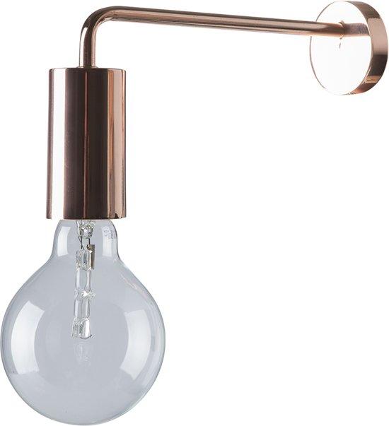 Frandsen Cool wandlamp koper