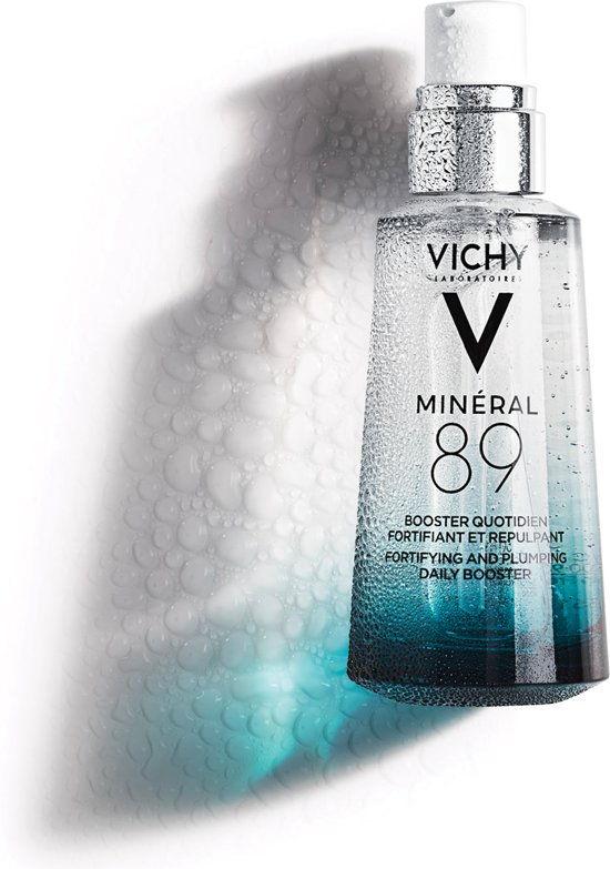Vichy - Minéral 89 Hyaluronic Acid Gel Face Moisturizer