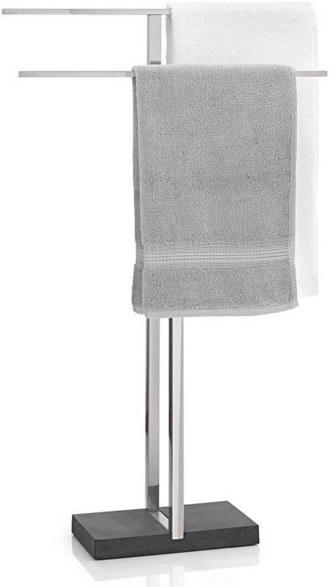 bol.com | BLOMUS Badkamer handdoekrek 50cm (mat rvs)