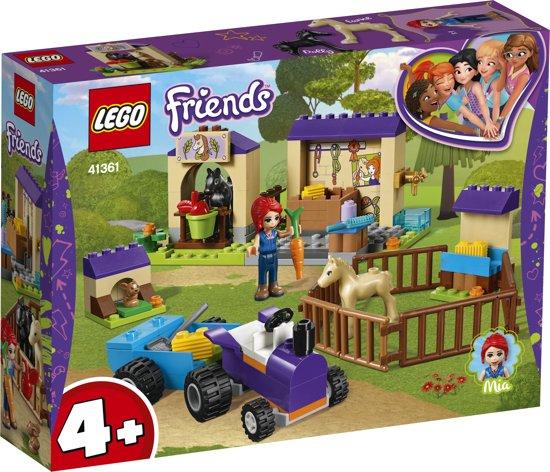 LEGO 4+ Friends Mia's Veulenstal - 41361