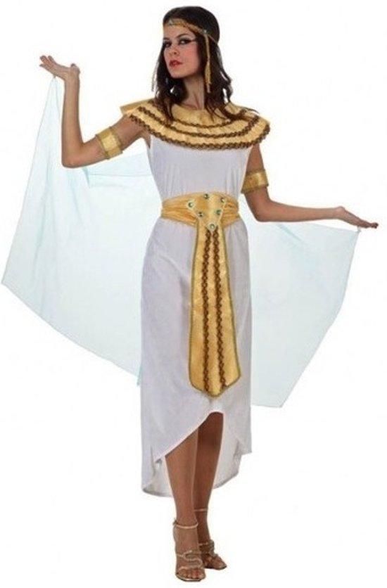 Cleopatra verkleed kostuum/set dames- carnavalskleding - voordelig geprijsd XL (42-44)