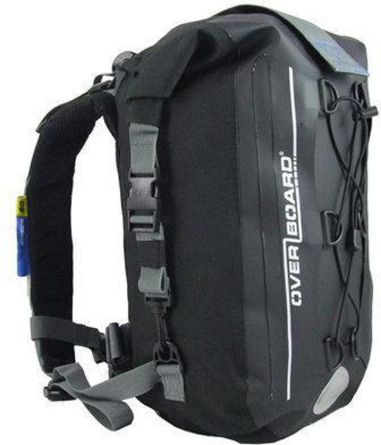 23bdb77e8ad bol.com | Overboard backpack Zwart- 20 liter