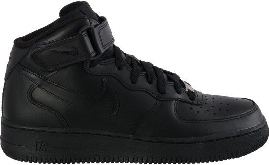 e03a6e5762c 1 Maat 44 '07 Sneakers Zwart Nike Force Heren Mid Air 5 zqwFF84E