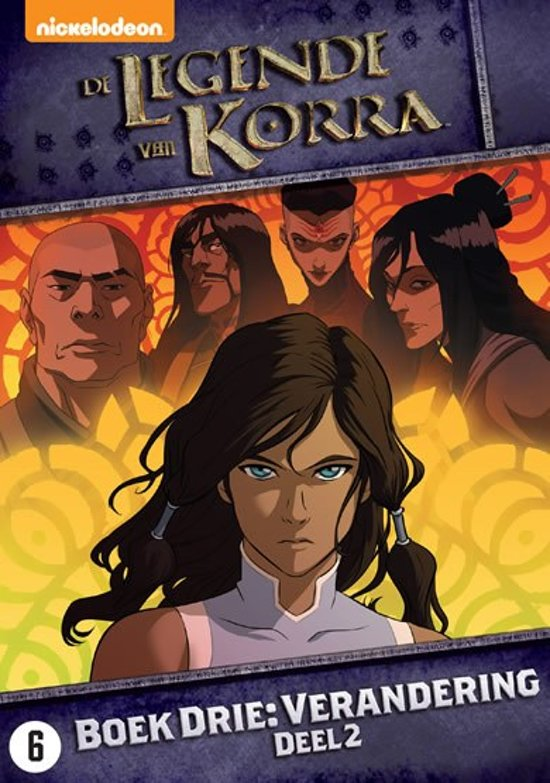 The Legend Of Korra Season 3 Villain  YouTube