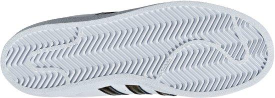 Verbazingwekkend bol.com | adidas Superstar Sneakers - Maat 39 1/3 - Vrouwen - wit/goud ZC-32