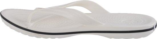 Crocs 43 Wit Flip 42 Volwassenen Sandalen zwart qCHWfaq