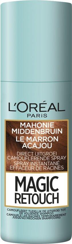 L'Oréal Paris Magic Mahonie 6 Midden Bruin - 75ml - Haarkleuring